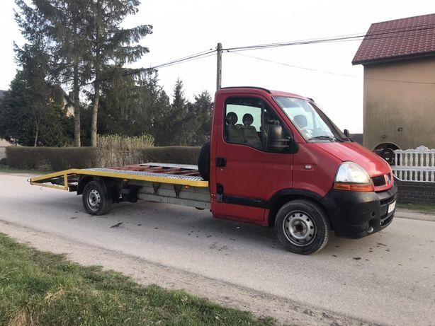 Autolaweta Renault Master II 2.8 DTi Opel Movano