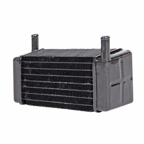 Радиатор печки ЗИЛ 130 отопителя алюминий (пр-во Россия)