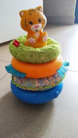 Fisher Price kółka sorter zabawka