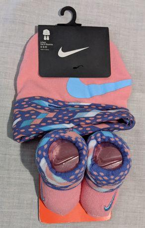 Conjunto para bebé rapariga Nike tamanho 0-6 meses