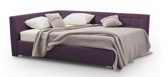 Ліжко кутове Анжелі BLEST