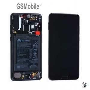 Display Ecrã LCD + Touch + Frame + Bateria Huawei P20 Pro Original
