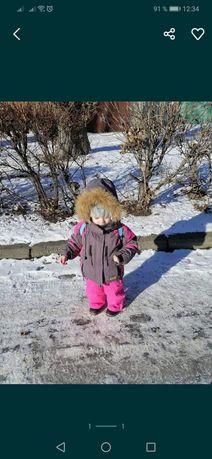 Лыжная куртка 92