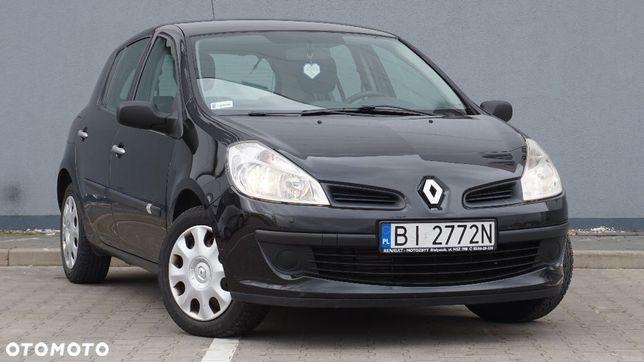 Renault Clio Alize 1.2 TCe 101KM, polski salon, 105200KM