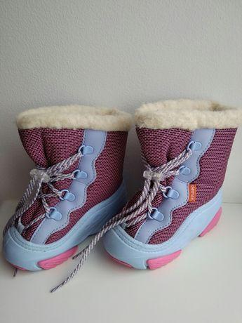 Зимние ботиночки Demar