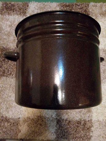 Эмалированная кастрюля (выварка) 20 л