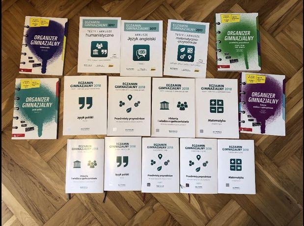 Książki na egzamin gimnazjalny