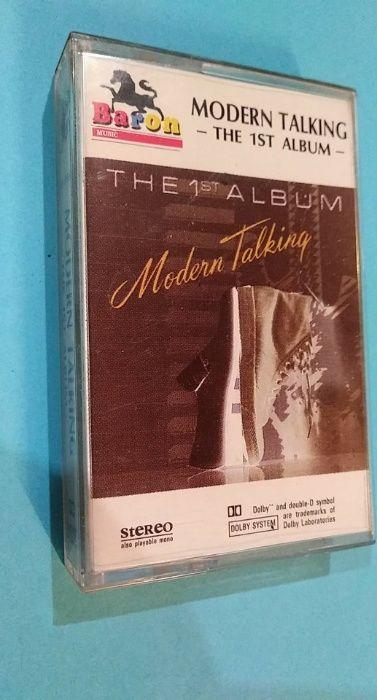 KASETA - Modern Talking – The 1st Album , 1988 Kraków - image 1