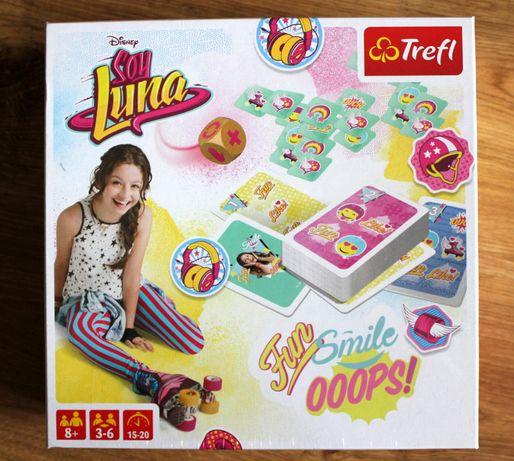 # Fun Smile OOOPS! # Gra karciana Soy Luna .Nowa w folii