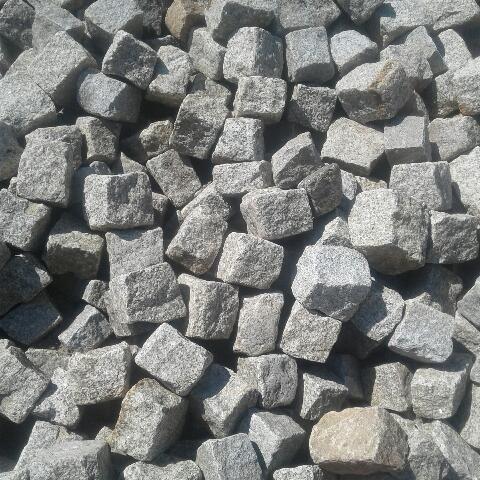 Kostka granitowa ,granit, bruk, 180 zł/t