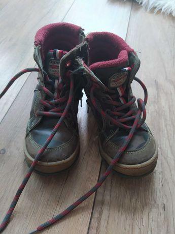 Buty skórzane Lasocki 24