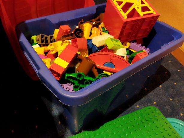 Mega zestaw LEGO Duplo + gratisy