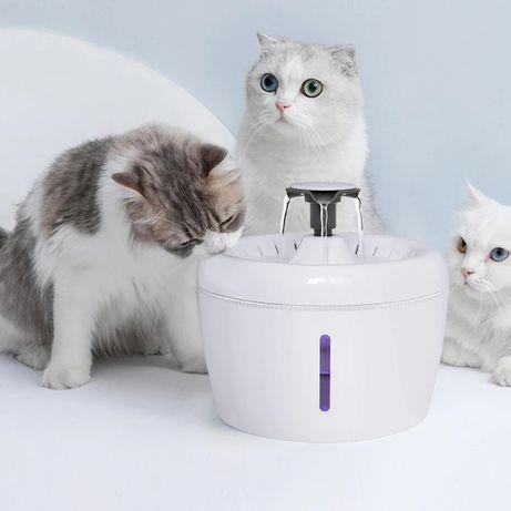 Fonte de Água para pequenos Animais Gatos/Cães