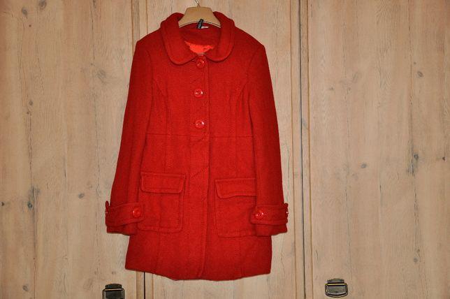 ciepły płaszcz 36