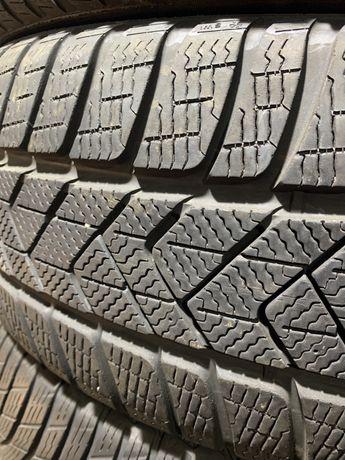 Шины б/у зима 235/60-R18 Pirelli Scorpion Winter