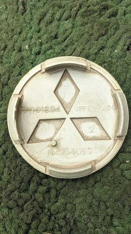 Колпачки оригинальные с дисков Mitsubishi, 4 штуки