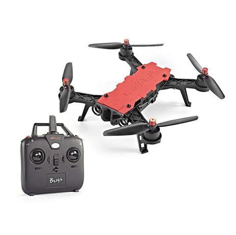 Dron MJX B8 Bugs 8 RC Quadcopter wyścigowy B3 B6