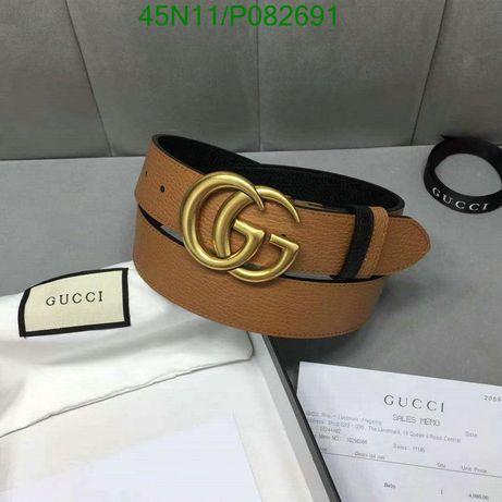 Pasek Gucci
