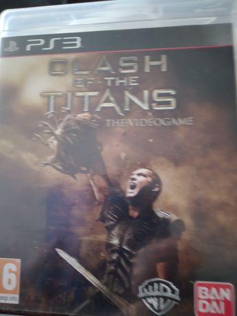 Gra clash of titans ps3