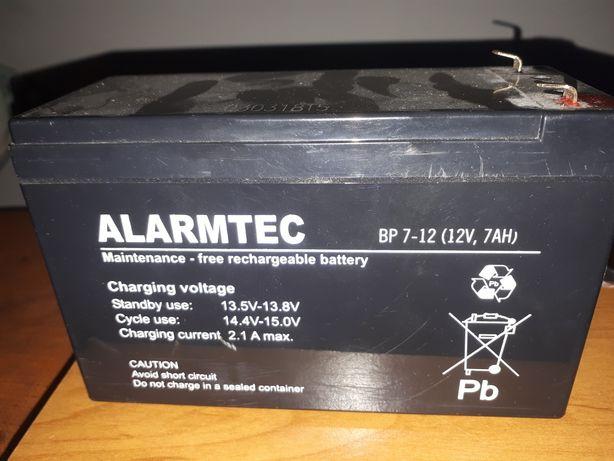 Akumulator Alarmtec 12v