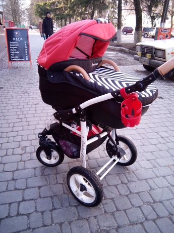Детская универсальная коляска 2в 1 Dada Paradiso Group
