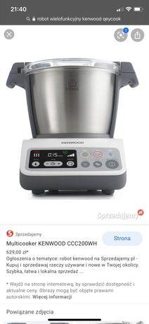 Robot kuchenny kenwood K cook ala' THERMOMIX  Nowy