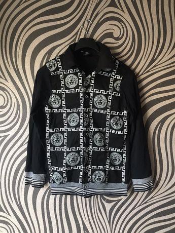 Versace рубашка винтаж