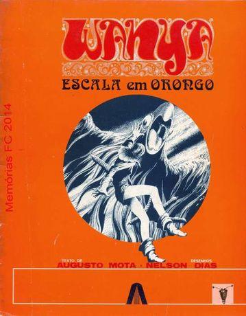 Wanya, Escala em Orongo - 1ª Edição