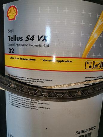 Olej hydrauliczny Shell tellus S4 VX