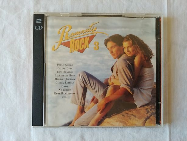 Romantic Rock 3 - CD duplo