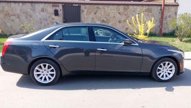 Cadillac CTS4 2014 год