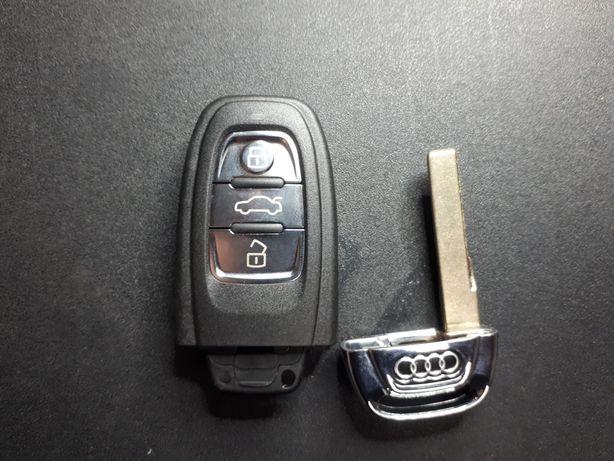 kluczyk Audi A4/S4/A5/S5/Q5. Kodowanie