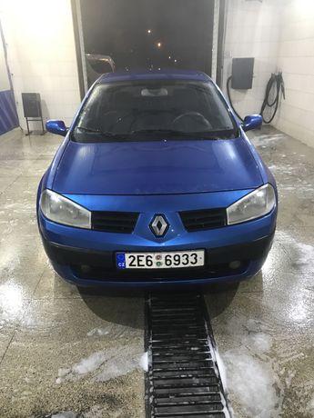 Renault Megane 2 2003 1,9tdi  6-ти ступка Турбодизель Хэтчбек