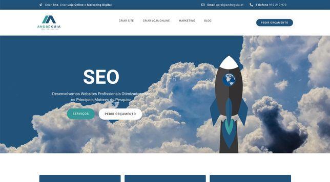 Web Developer - Criação de Sites, Lojas Online, Multimedia - WordPress
