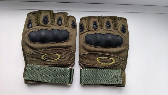 Тактичні рукавиці ударними накладками перчатки тактические військові