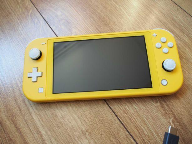 Konsola Nintendo Switch Lite Jak Nowa Kraków