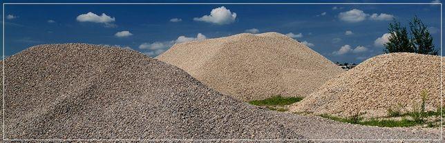 Kruszywo drogowe, techniczne, budowlane, kamień 0-31,5 30-60, 0-16