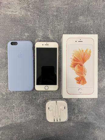 Iphone 6s 16gb rosegold różowe złoto stan bardzo dobry