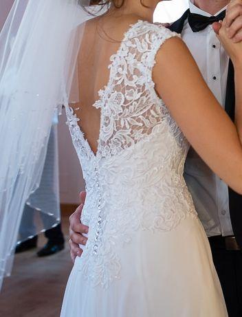Suknia ślubna ms moda bella