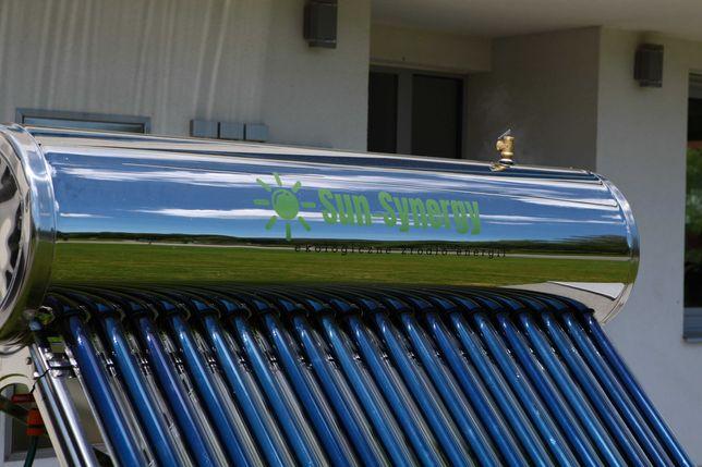 Kolektory Słoneczne Ciśnieniowe Nierdzewne 100L