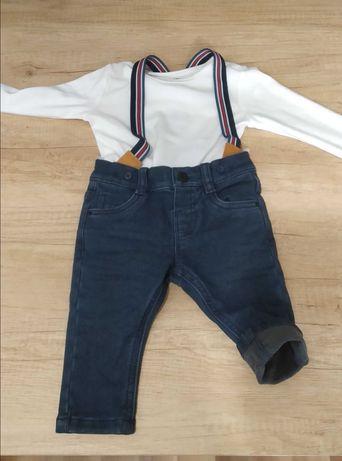 Ubranka niemowlęce rozmiar 68