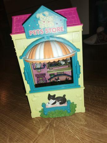 Domek dla lalek kolorowe