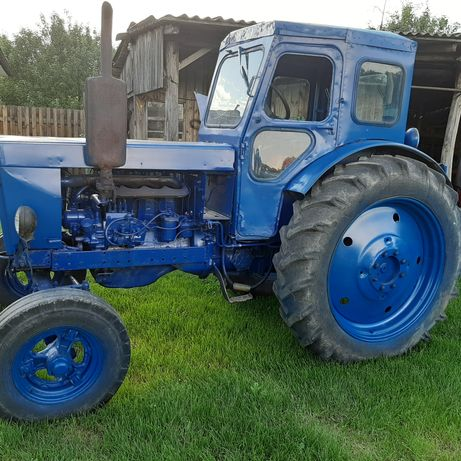Трактор т40м в робочем состоянии
