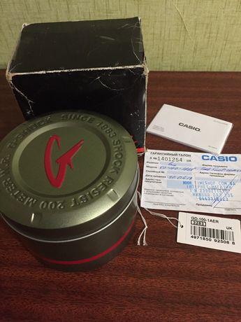 Casio g-shock gd100(3263)