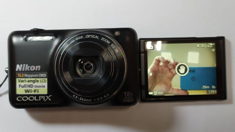 Nikon s6600 поворотный экран селфи Кицмань - изображение 1