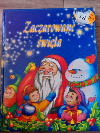Książka Zaczarowane Święta