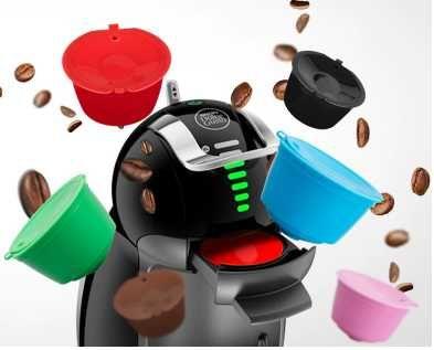 Cápsulas reutilizáveis Nespresso/Dolce Gusto