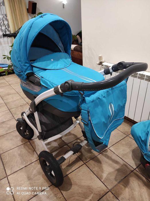 Sprzedam porządny wózek 3w1 Pilawa - image 1