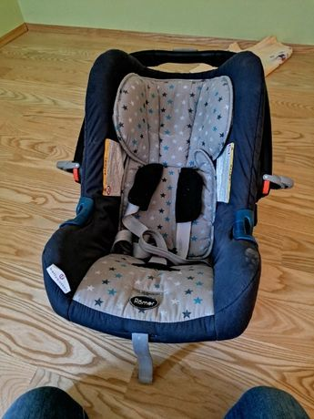 Nosidełko Britax Romer Baby Safe Plus SHR II