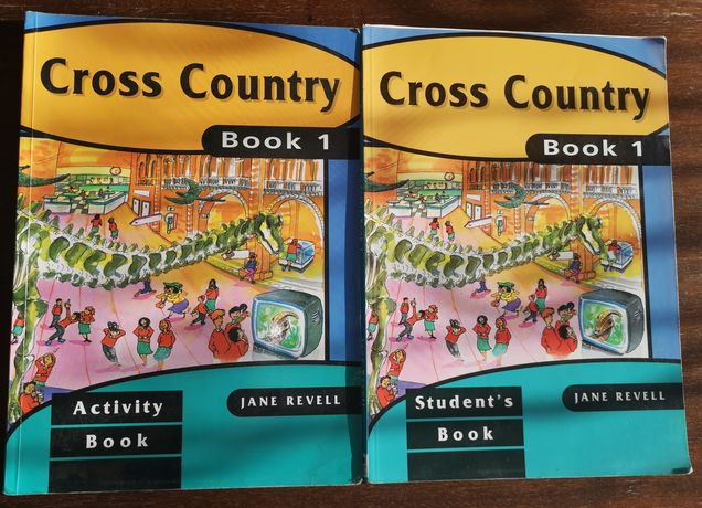 Cross Country Book 1 student's Book +activity book